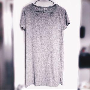 ◽️casual gray dress◽️